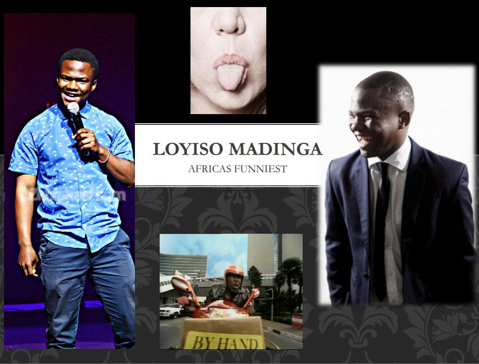 Loyiso Madinga