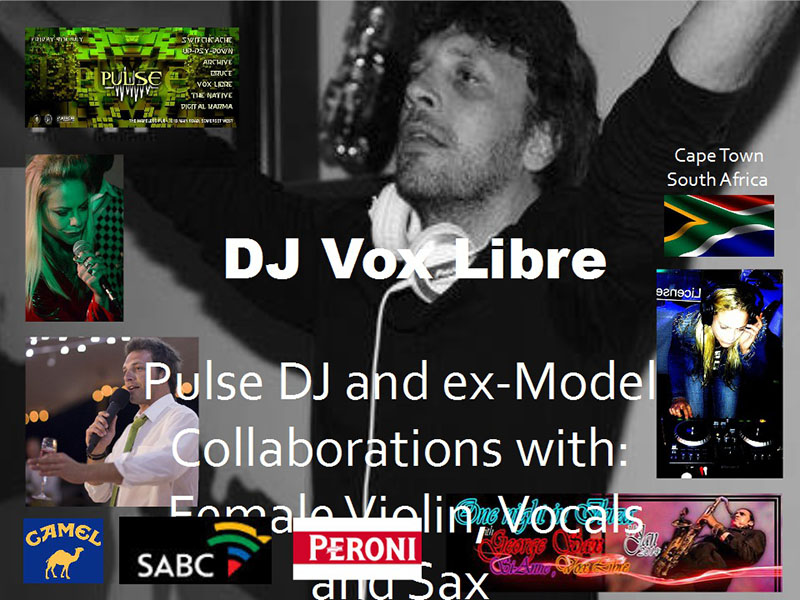 GSE presents DJ Vox Libre